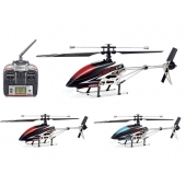 China 4.5 Ch rc alloy helicopter with single blade high speed helicopter factory