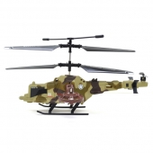 China 4.5Ch infrared helicopter military style factory