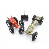 China 4CH RC Stunt Car With Light factory