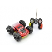China 6CH Remote Control Double-side Car With Light factory