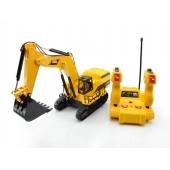 China 8CH Multi-function Remote Control Excavator factory