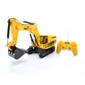 China 8CH RC Engineering Excavator factory