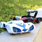 China App-controlled Wifi Spy Rc Car with Camera Support IOS Phone or Android factory