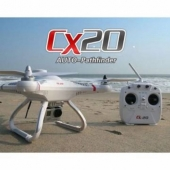 China GPS Auto-Pathfinder FPV RC Quadcopter With Camera RTF factory