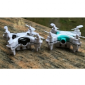 Fabbrica della Cina HOT SALE !1506 2.4G 4CH 6-Axis Mini Quadcopter With 0.3MP Camera For Sale