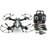 China Hot Sale! 2.4G 4CH 6Axis Headless Mode RC Quadcopter Met 2.0MP Camera RTF fabriek