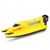 China Hot Selling!Create Toys 2.4G F1 Rowing XSTR 62 Boat High Powered RC Racing Boat SD00326340 factory