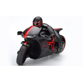 China Hot sale kid funny 2.4G 4CH RC Fastest Speed RC Motorcycle For Sale factory