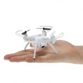 China New Arrival !2.4G 4CH 6-Axis Gyro Mini Drone Toy RC Quadcopter with 2.0MP Camera and LED Light factory