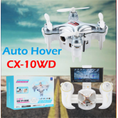 China New Arriving! 2.4G 6-axis  Mini Wifi FPV Quadcopter with High Hold Mode RC Drone RTF factory