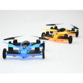 China Nieuw product ! 2 IN 1 2.4G 8CH 6-assige RC quadcopter CAR fabriek