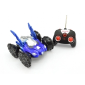 China RC Amphibious Stunt Car With Light factory