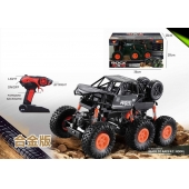 China Singda Toys Newest 2019 1:16  6WD  Alloy RC rock Crawler Truck factory