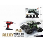 China Singdatoys 2019  1:14 2.4Ghz  RC  Amphibious  4WD  Alloy Climbing car factory