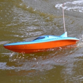 China Wholesale 41CM  Electric Toys High Speed  RC Boat SD00095808 factory