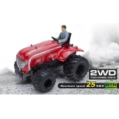 China Wltoys P949 1:10 2.4GHz RC Stunt Car Tractor RTR factory