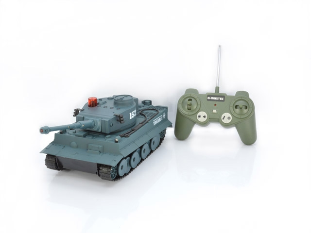 114 8 Channel Radio Control Battle RC Tank Tracks With Infrared Station On