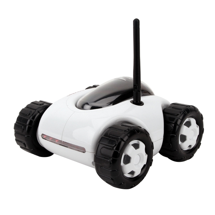 2014 Wifi Rc Car Toys Wireless Real Time Video Control Cloud Rover