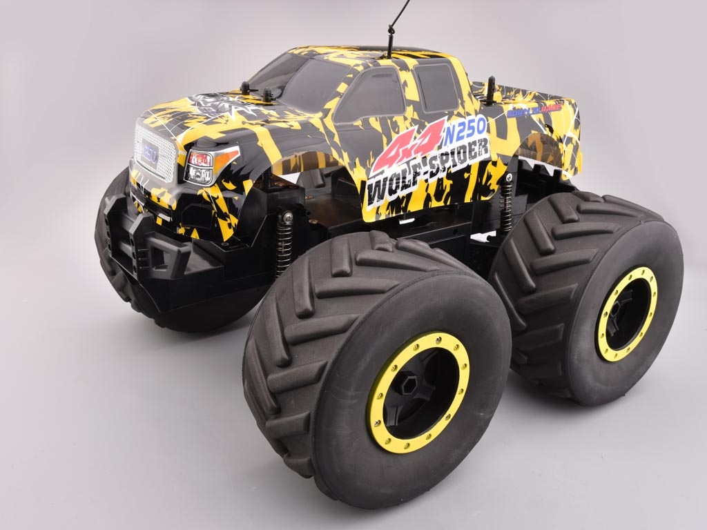 1 4 scale rc car for autos weblog. Black Bedroom Furniture Sets. Home Design Ideas