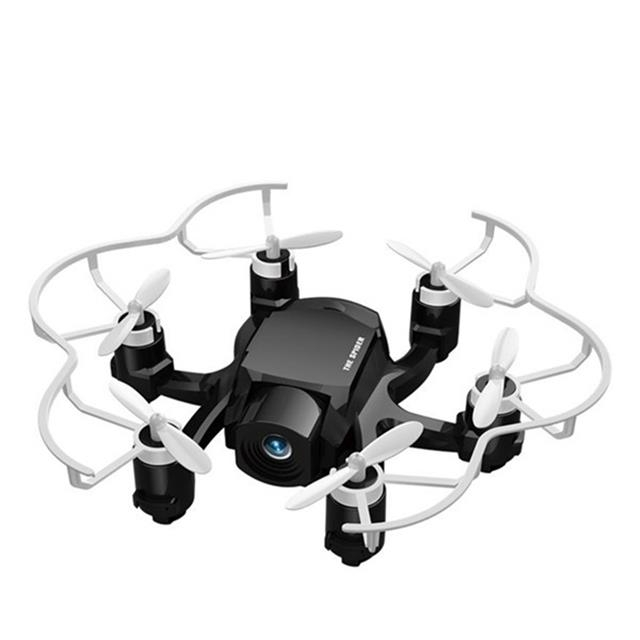 pas cher mini drone avec appareil photo 2mp hd avec mode sans t te rc pocket drone singda. Black Bedroom Furniture Sets. Home Design Ideas