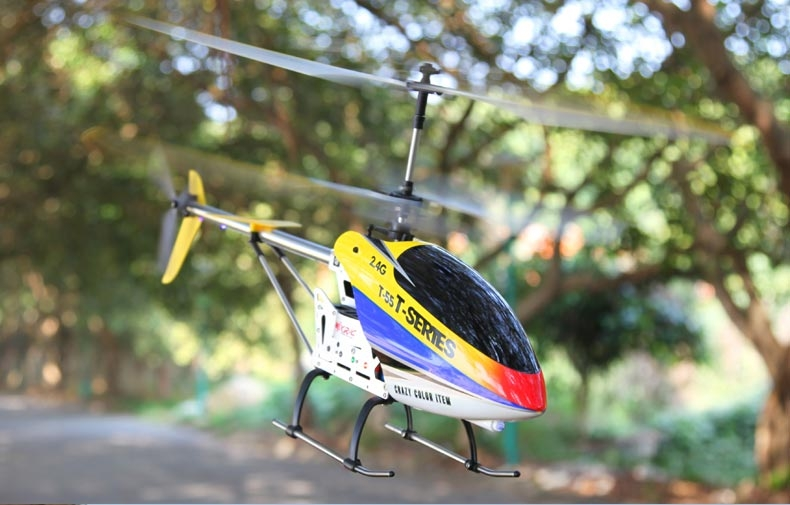 Large famos 3 5Ch rc helicopter with gyroscoper, FPV , camera